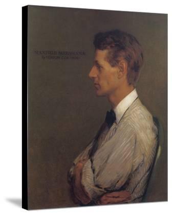 Portrait of Maxfield Parrish