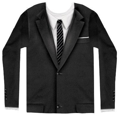 Long Sleeve: 1960's Suit