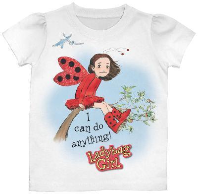 Toddler: Ladybug Girl - Anything