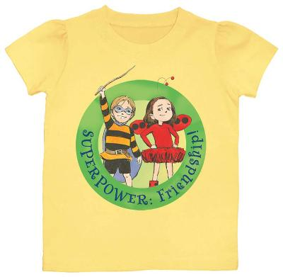 Toddler: Ladybug Girl - Superpower
