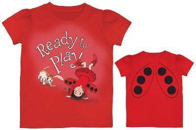 Toddler: Ladybug Girl - Ready to Play