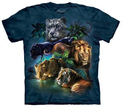 Big Jungle Cats