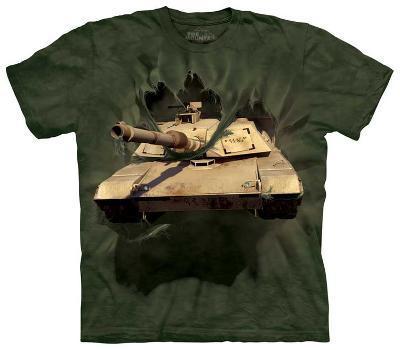 Abrams Tank Breakthrough