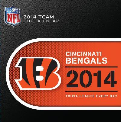 Cincinnati Bengals - 2014 Box Calendar