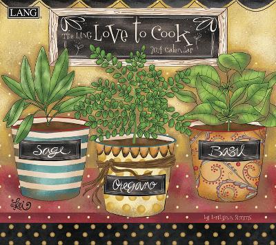 Love To Cook - 2014 Calendar