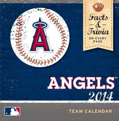 Los Angeles Angels - 2014 Box Calendar