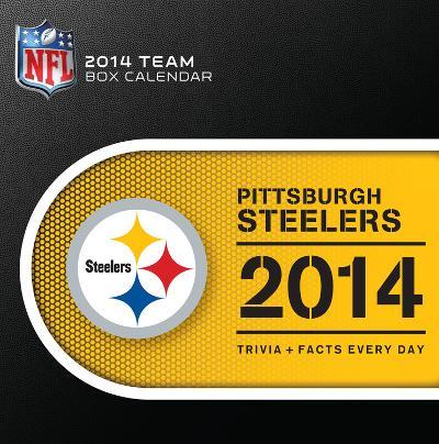Pittsburgh Steelers - 2014 Box Calendar