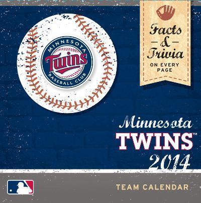 Minnesota Twins - 2014 Box Calendar