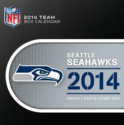 Seattle Seahawks - 2014 Box Calendar