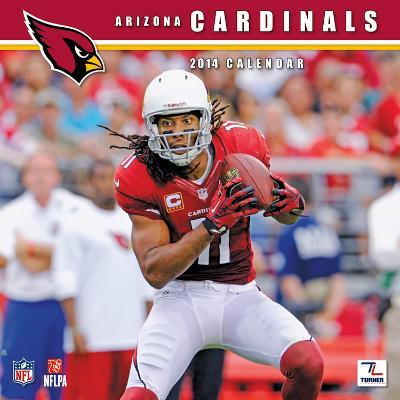 Arizona Cardinals - 2014 Mini Calendar