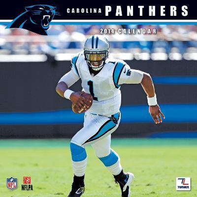 Carolina Panthers - 2014 Mini Calendar