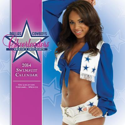 Dallas Cowboy Cheerleaders - 2014 Mini Calendar
