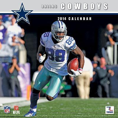 Dallas Cowboys - 2014 Mini Calendar