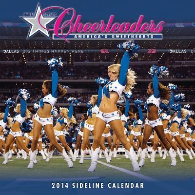 Dallas Cowboy Cheerleaders - 2014 Calendar