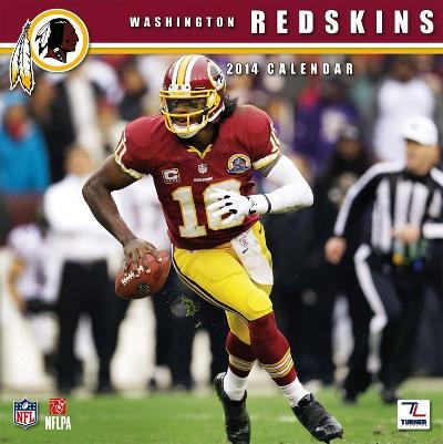 Washington Redskins - 2014 Mini Calendar