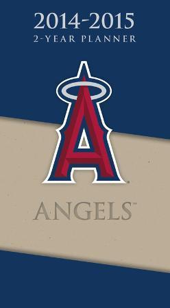 Los Angeles Angels - 2014-15 2-Year Planner