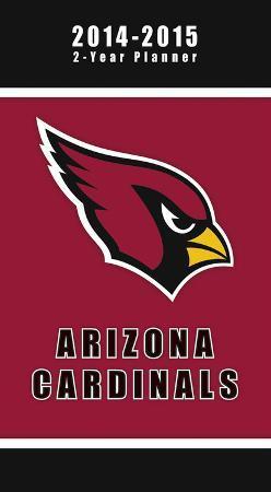 Arizona Cardinals - 2014-15 2-Year Planner