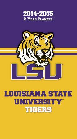 LSU Tigers - 2014-15 2-Year Planner