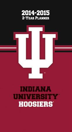 Indiana Hoosiers - 2014-15 2-Year Planner