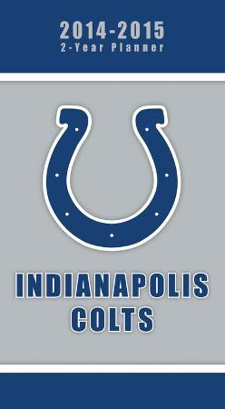 Indianapolis Colts - 2014-15 2-Year Planner
