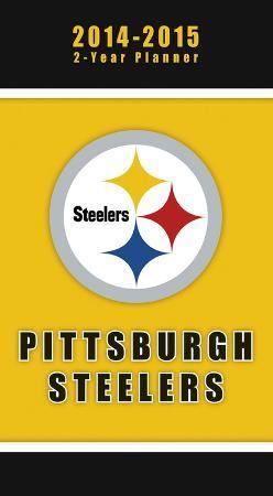 Pittsburgh Steelers - 2014-15 2-Year Planner