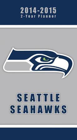 Seattle Seahawks - 2014-15 2-Year Planner