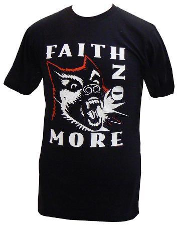 Faith No More - Logo Dog (slim fit)