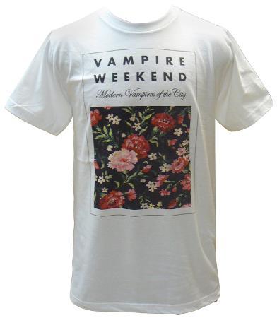 Vampire Weekend - Floral (slim fit)