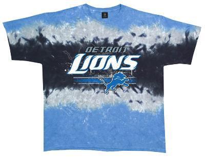 NFL: Lions Horizontal Stencil