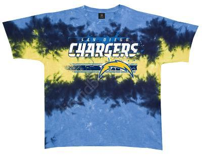 NFL: Chargers Horizontal Stencil