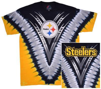 NFL: Steelers Logo V-Dye