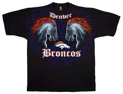 NFL: Broncos Face Off