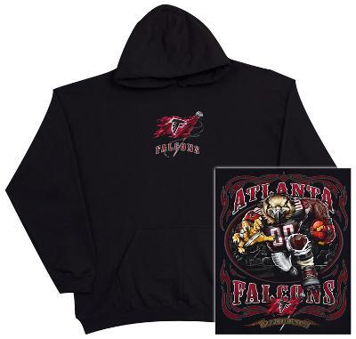 Hoodie: NF: Atlanta Falcons- Running Back (Front/Back)