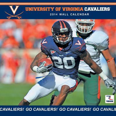 Virginia Cavaliers - 2014 Calendar