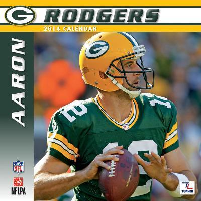 Green Bay Packers Aaron Rodgers - 2014 Calendar