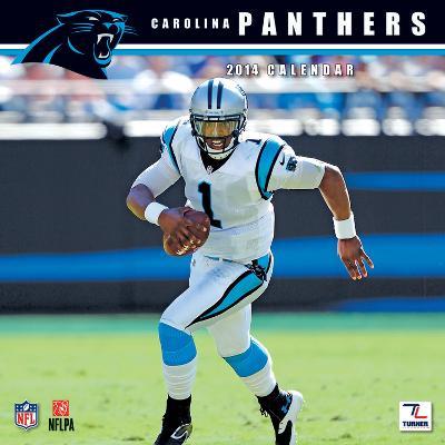 Carolina Panthers - 2014 Calendar