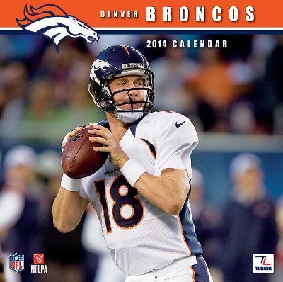 Denver Broncos - 2014 Calendar