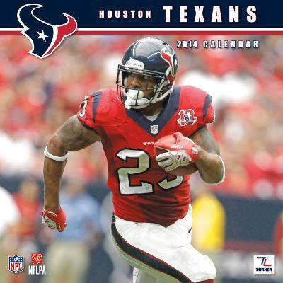 Houston Texans - 2014 Calendar