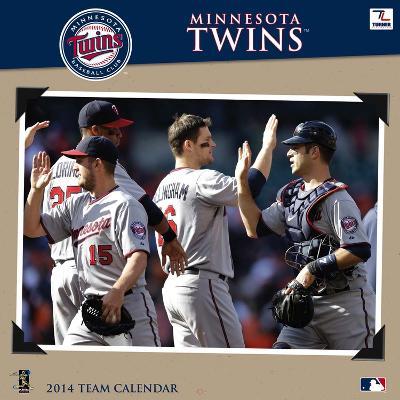 Minnesota Twins - 2014 Calendar