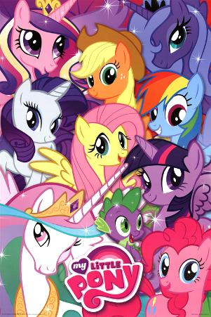 My Little Pony Collage