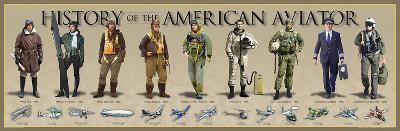 History of the American Aviator