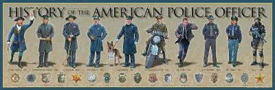 History of the American Police Officer