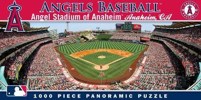 Anaheim Angels 1000 Piece Panoramic Puzzle