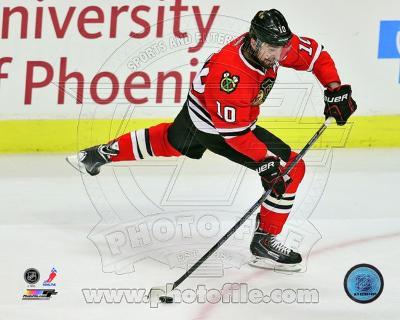 Patrick Sharp 2012-13 Playoff Action