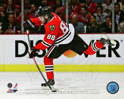 Patrick Kane 2012-13 Playoff Action