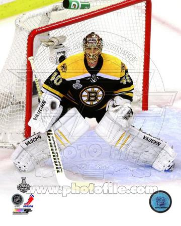 Tuukka Rask Game 3 of the 2013 Stanley Cup Finals Action