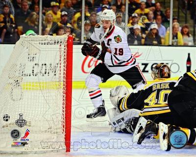 Jonathan Toews Goal Game 4 of the 2013 Stanley Cup Finals