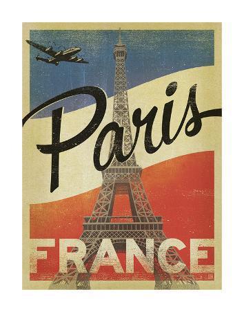 Paris, France (Flag)