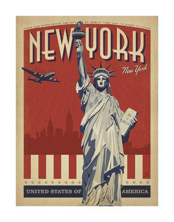 New York, NY (Statue of Liberty)