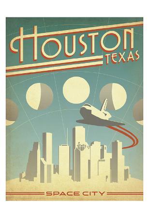 Houston, Texas: Space City